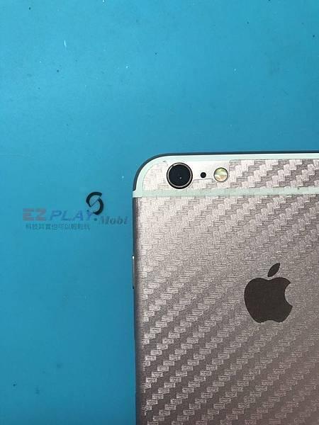 IPHONE 6S+鏡頭玻璃破了