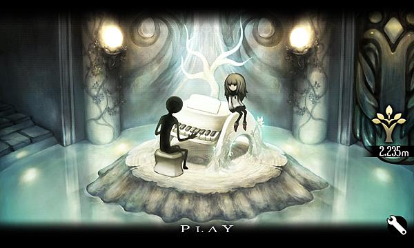 Deemo 遊戲畫面