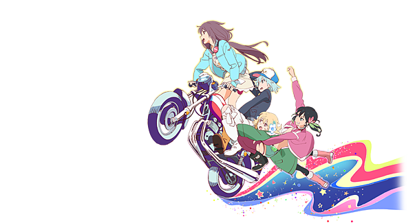 The Rolling Girls