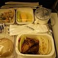 飛機餐~~每次都點到麵的....