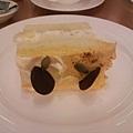南瓜肉桂鮮奶油蛋糕