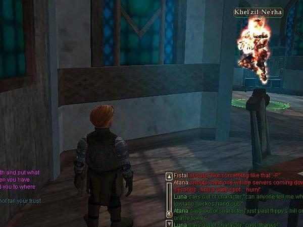 Druid轉職任務最後一步