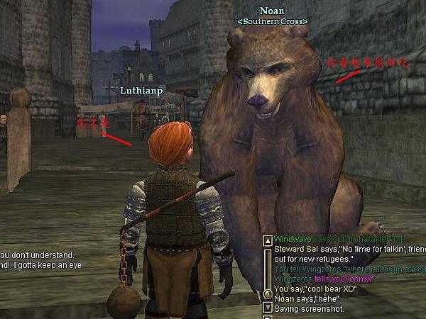 巧遇大熊熊