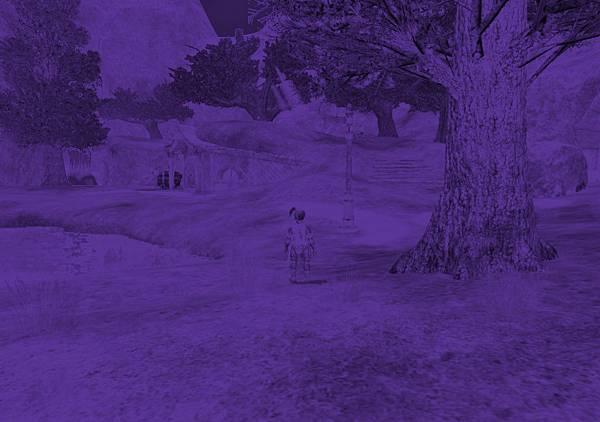 紫外線透視