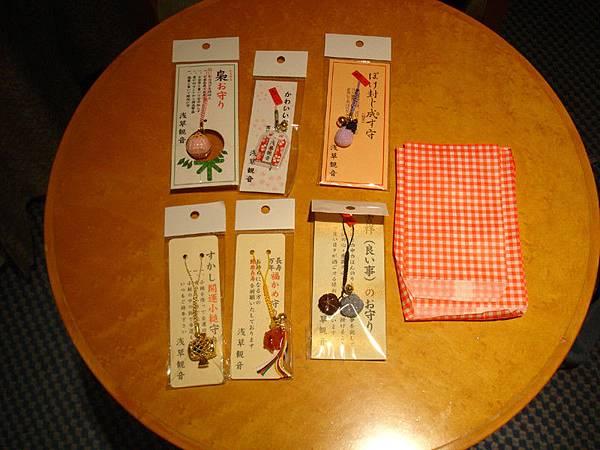 淺草寺的禮物
