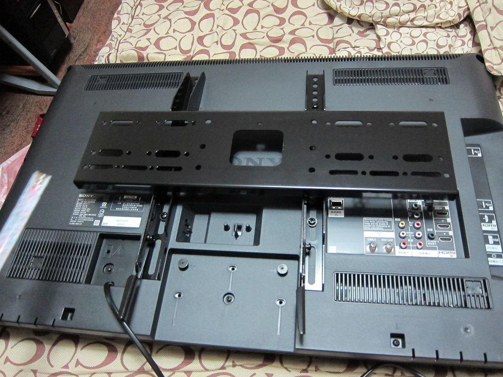 開箱 sony bravia cx520 清晰、飽和好視界