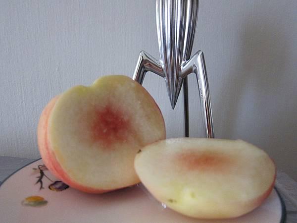 梨山。水蜜桃