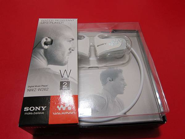 SONY WALKMAN W262