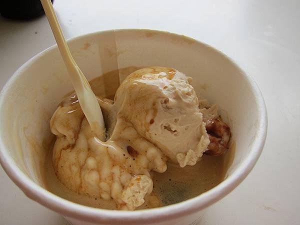 冰淇淋+濃縮