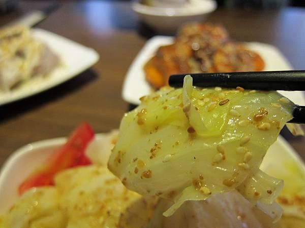 胡麻高麗菜