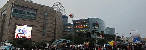 高雄。夢時代,第6屆夢時代大氣球遊行.png