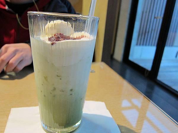 冰淇淋濃縮冰咖啡
