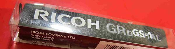 開箱 Ricoh GS-1 背帶