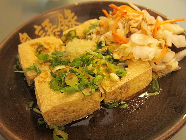 豪記臭豆腐