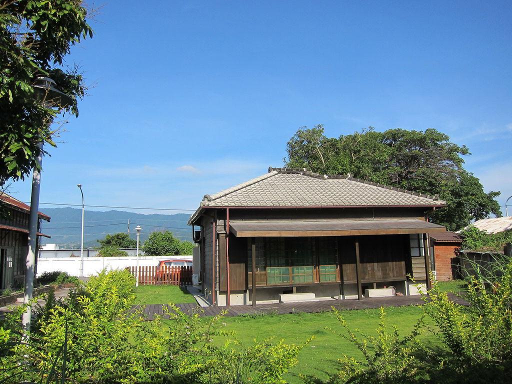 日式老房子