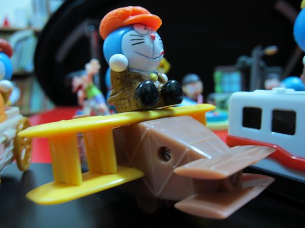 大小聲 我的哆啦a夢收藏