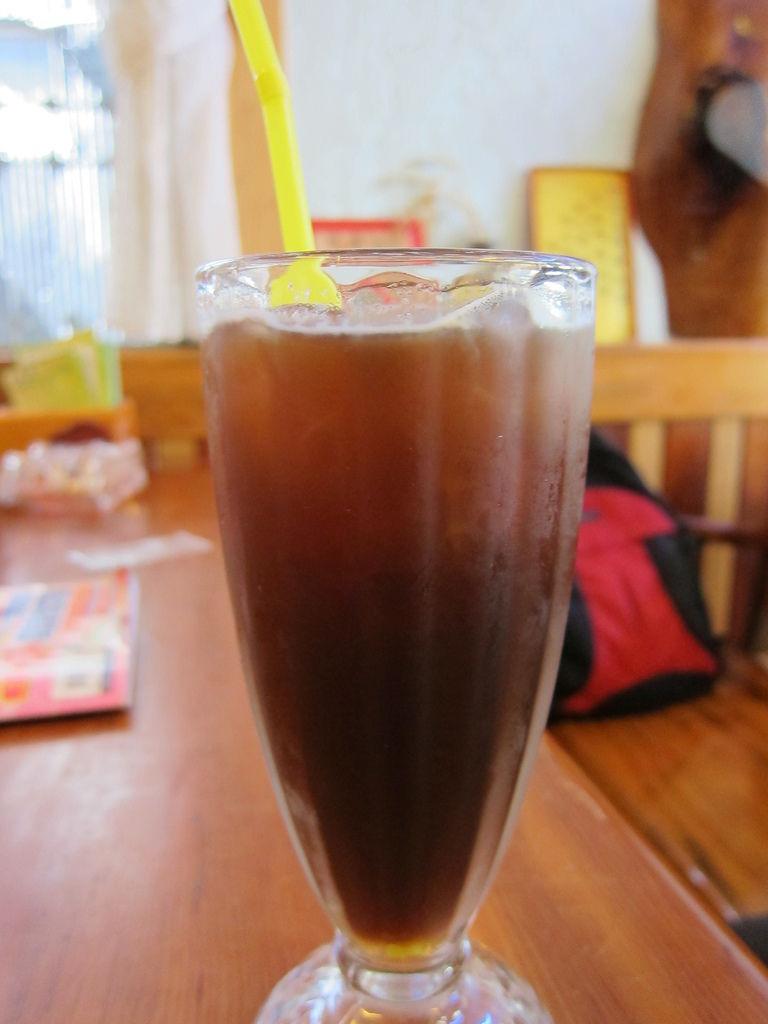 冰美式咖啡
