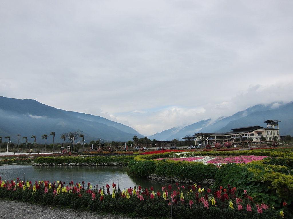 遊記 台東 旅遊關山鎮、池上鄉,好玩好吃就在這