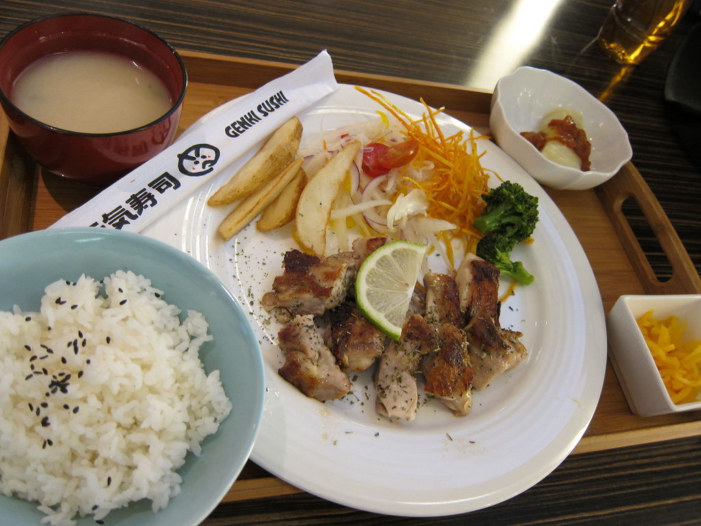 食記 台北 恰恰瑪路