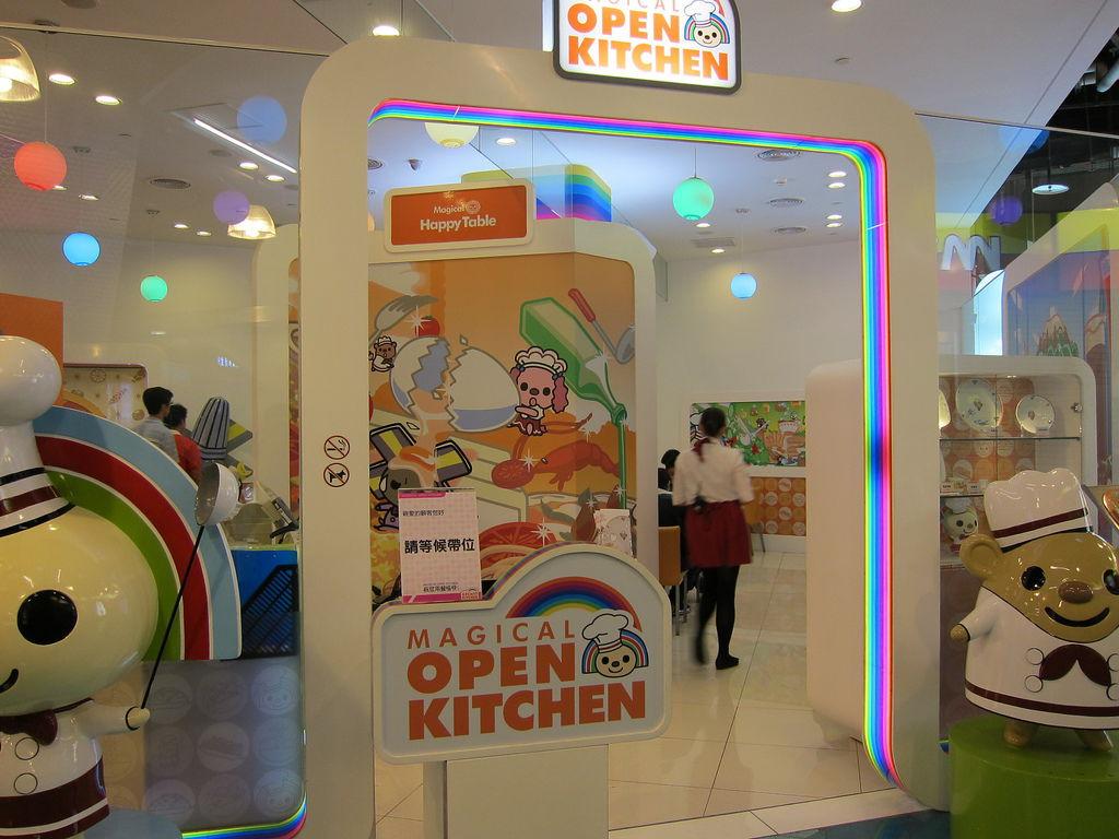 食 高雄 Open將餐廳 夢時代大明星的主題餐廳_