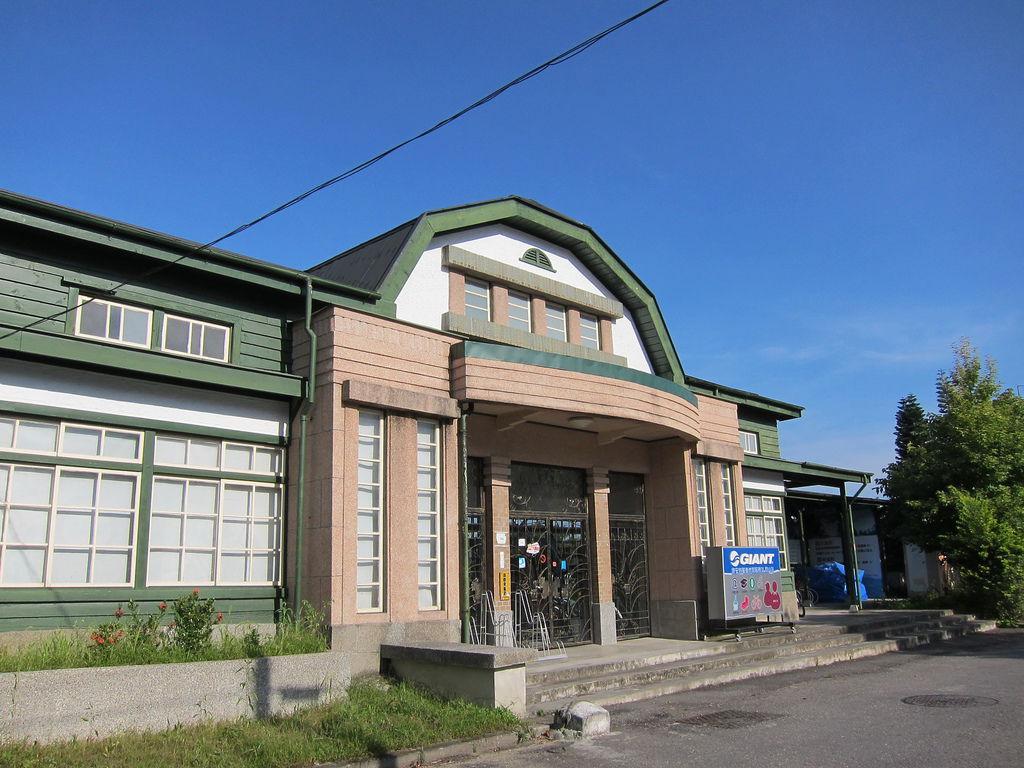 關山老車站
