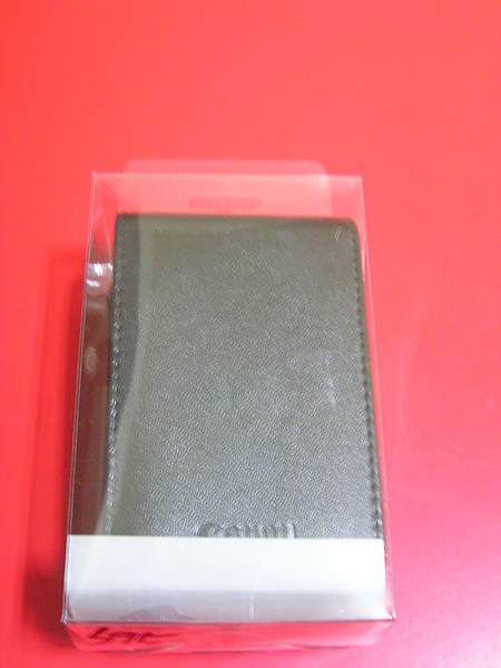 開箱 CANON S95