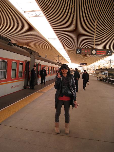 太原火車站