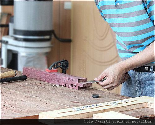 btr004Basic Tenon by Router 木工雕刻機製作單方榫