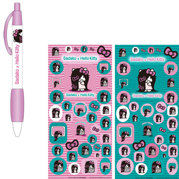 《貞子3D x Hello Kitty》-02