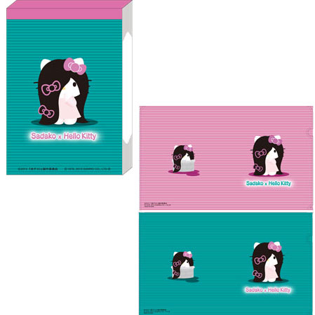 《貞子3D x Hello Kitty》-03