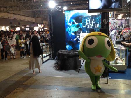 《貞子3D x ケロロ軍曹》-01