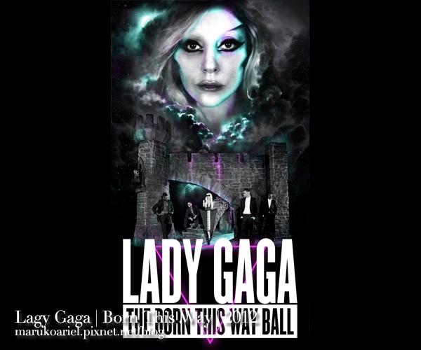 Lady Gaga - Born This Way Ball-6