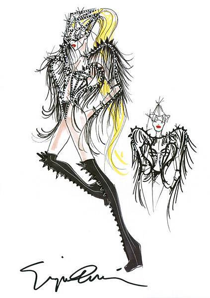 Gaga concert-4