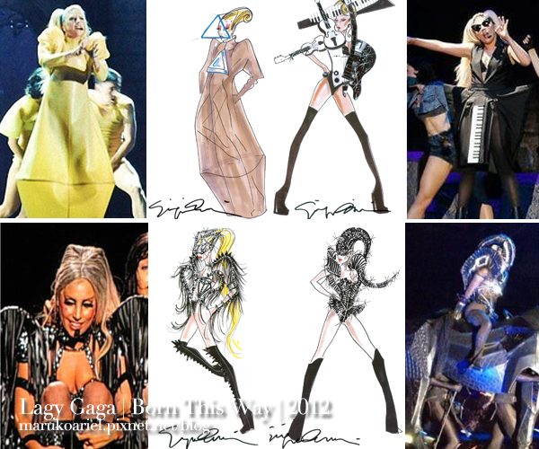 Lady Gaga - Born This Way Ball-2