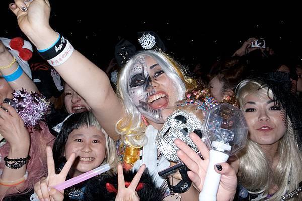 Lady Gaga | Born This Way | In Japan