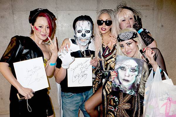 Lady Gaga | Born This Way | In Japan