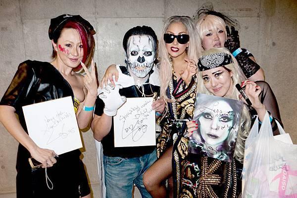 Lady Gaga   Born This Way   In Japan