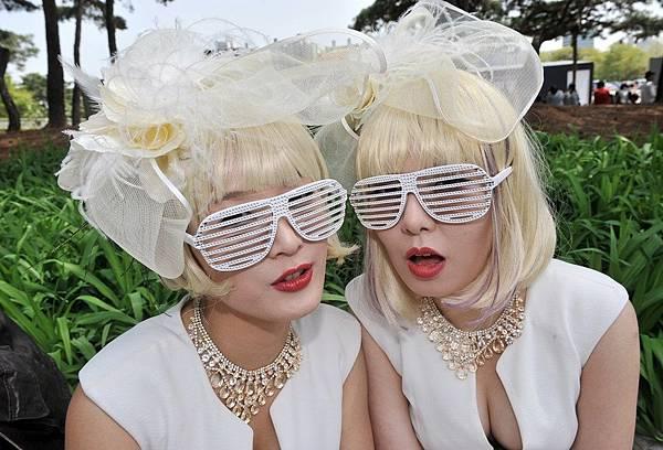 Lady Gaga   Born This Way   In Korea