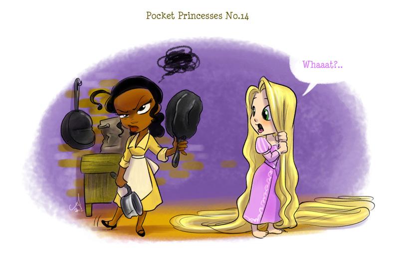Princess in Dorm—公主的宿舍生活-21-The Borrower