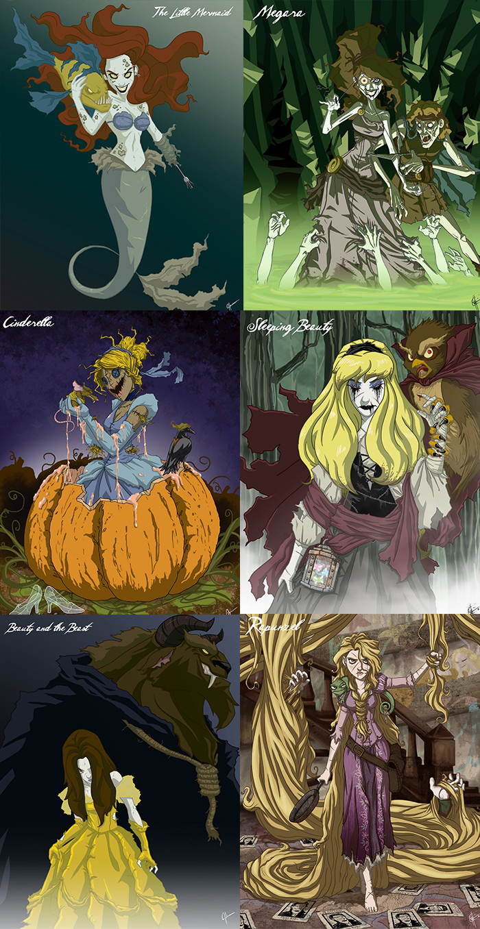 Disney PrincessII-09