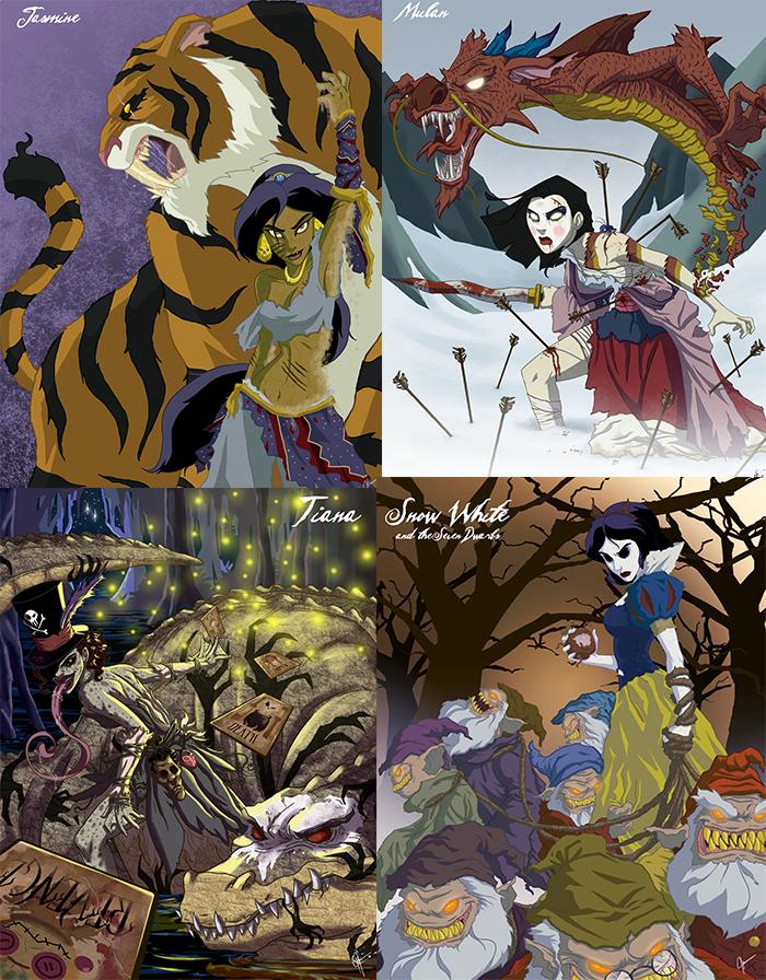 Disney PrincessII-10