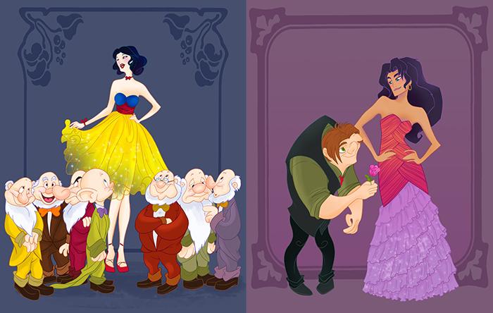Disney PrincessⅣ-11
