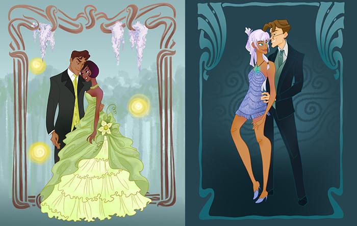 Disney PrincessⅣ-14
