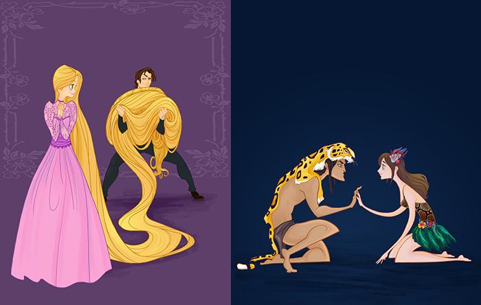Disney PrincessⅣ-16
