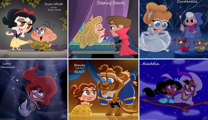 Disney PrincessⅣ-02