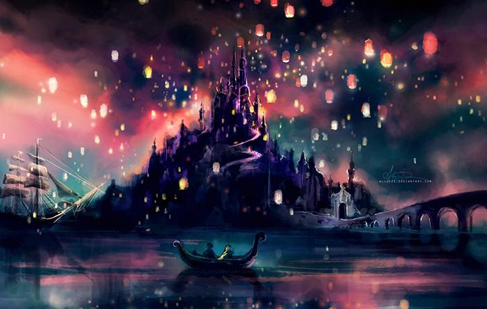 Disney PrincessⅣ-005