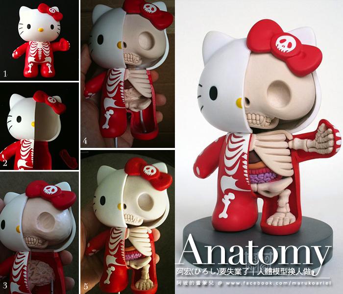 Jason Freeny 解剖學-04-1