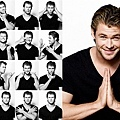 Yutsai-16expressions-04Chris Hemsworth