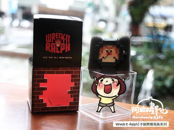0114-Wreck it Ralph 手錶-2