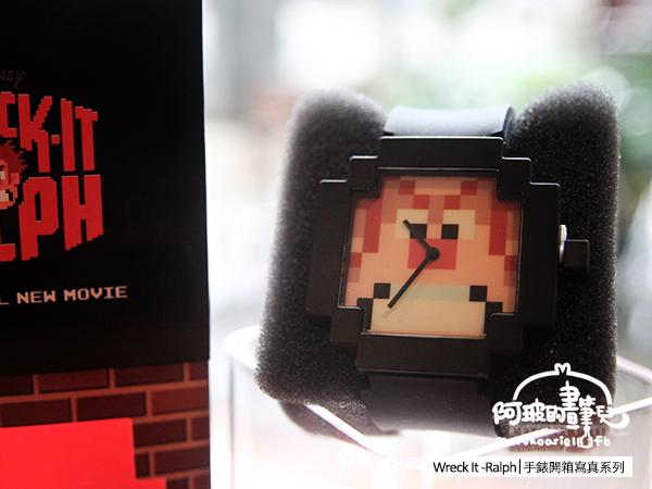 0114-Wreck it Ralph 手錶-3